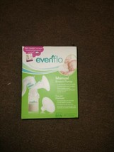 Evenflo Manual Breast Pump Lightweight & Portable(2860) NEW *sealed* - $14.99