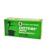 1/5/8/12/20 Boxes, Dieters' Drink Bebida Dietetica For Men & Women, 18 T... - $7.42+