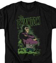 The Phantom t-shirt superhero retro comic book strip graphic tee KSF103 image 3