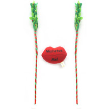 Holiday Time Christmas Decor Mistletoe Car Costume - $15.46