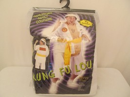 Kung Fu Lou Halloween Costume Men up to 6' and 180 pounds - $46.75