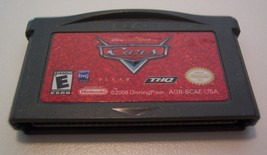 Walt Disney Pixar CARS NINTENDO GAME BOY ADVANCE GAME CART ONLY 2006 - $14.85