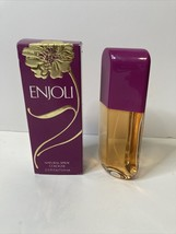Enjoli Perfume By Revlon Cologne For Women Spray 2.5 Oz Discontinued - $182.16