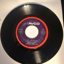 45 RPM  Record GORDON SINCLAIR – The Americans (A Canadian's Opinion)197... - £10.53 GBP