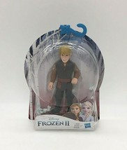 """Disney Frozen Kristoff Small 4"""" Doll With Brown Outfit Frozen 2 Movie NEW - $6.92"""