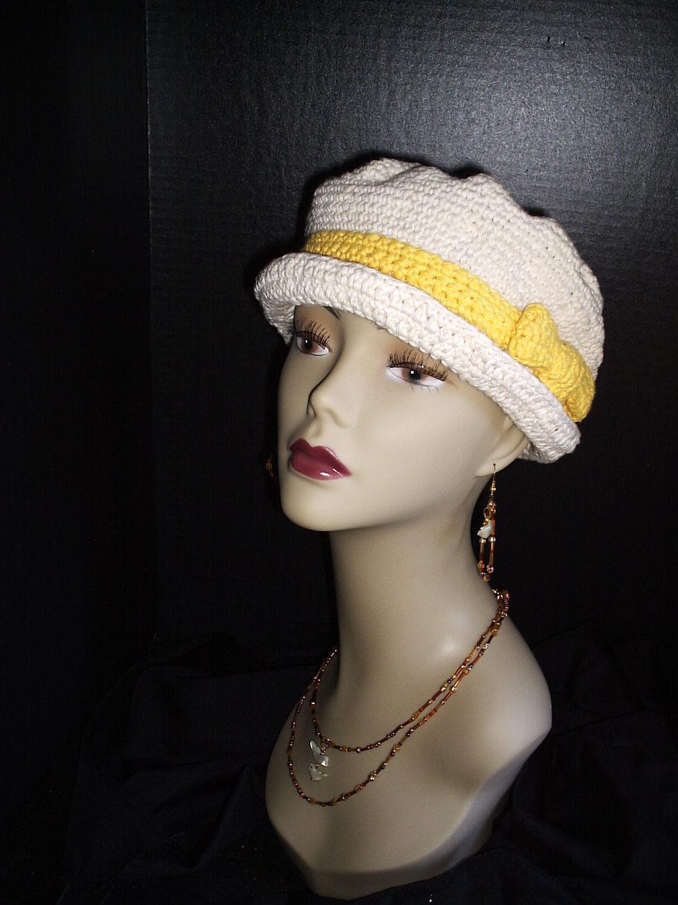 Twentys Flapper Hat with matching purse image 4