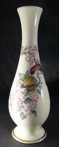 Vintage lovely soliflore vase Lenox Serenade USA bird flower fruit decor - $15.00