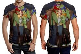 Sleepy turtles TMNT Tee Men's - £17.04 GBP+