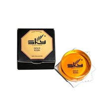 SKY Premium Rosin For Violin Viola Cello Warm Tone Low Dust (Gold) - $9.89