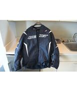 "Joe Rocket Protective Motorcycle Jacket - Black - Size ""L"" - $114.99"