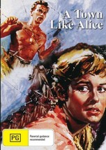 A TOWN LIKE ALICE - PETER FINCH VIRGINIA McKENNA - ALL REGION DVD - $6.88