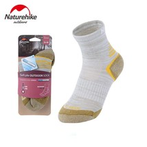 Naturehike 2 pair man Sports Socks Outdoor professional men breathable p... - $18.24