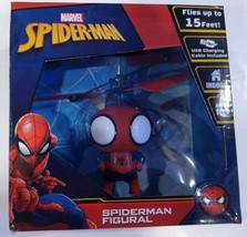 Marvel Spider-man Levitating Hero Flies Up To 15' Ages 10+ NEW SEALED - $16.00