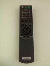 Sony RMT-D141A DVD Remote Control - $6.30
