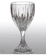 Set Of 6  Mikasa Park Lane Cordial Sherry Vertical Cut Stems Glasses - $98.99