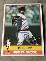 Bill Lee 2015 Topps Original 1976 - $2.99
