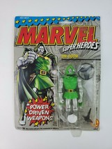 MOC New Marvel Super Heroes Dr. Doom with Power Driven Weapons 1993 - $14.01