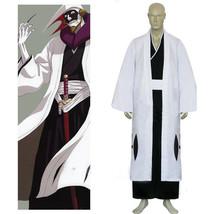Anime Bleach 12th Division Captain Kurotsuchi Mayuri Cosplay Costume - $44.52
