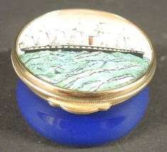 Vintage Wedgwood S S Britain Trinket Box - $33.24