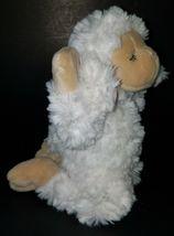 """GANZ Inspirational Lamb 9"""" Plush Sheep Stuffed Animal Toy Praying White Pink image 7"""