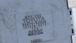 09 Lexus IS250 Power Source Control MPX Module 89670-53090  image 2