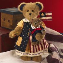 "Boyds Bears -Jim Shore ""America the Beautiful"" #92006-15  -14"" Plush Bea... - $149.99"