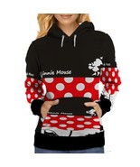 Minnie mouse movie  womens hoodie thumbtall