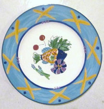 "MIKASA Fashion ""Ocean Collage"" DX102 Dinner Extra Large Serving Platter ... - $44.99"