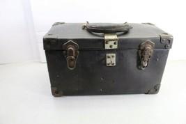 Vtg Bell System Aero-Fibre Service Telephone Technician Tool Box Tray USA Made image 1