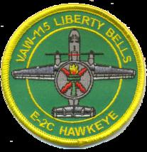US NAVY VAW-115 LIBERTY BELLS SHOULDER PATCH NEW!!! - $11.87