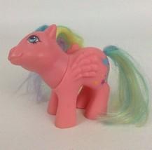 "My Little Pony G1 Baby Brightbow 3"" Pony Vintage 80's Toy 1984 Hasbro Toy Figure - $14.80"