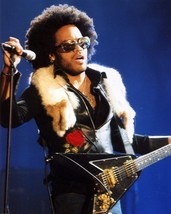 LENNY KRAVITZ 8x10 Color Print Publicity Photo Music Memorabilia Photograph - $10.00