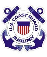 US Coast Guard Auxiliary Sticker - $9.89