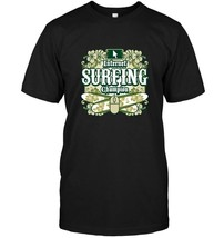 Internet Surfing Champion Funny Island Graphic T Shirt - $17.99+