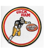 Beer Football Pittsburgh Steelers Jack Ham & Iron City Beer NFL Promo Pa... - $9.99