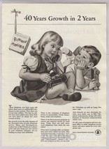 1948 Bell Telephone Phone Children Boy Girl Advertisement Print Ad Vinta... - $9.74