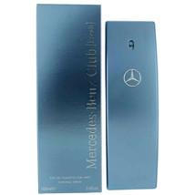 Mercedes Benz Club Fresh by Mercedes Benz 3.4 oz / 100ml EDT Spray for Men - New - $39.49