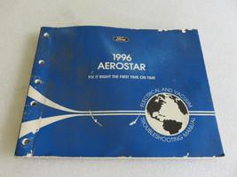 1996 Ford Aerostar Service Repair Manual OEM Electrical Wiring Diagrams ... - $1.77