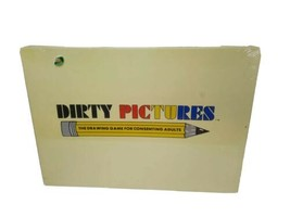 Vintage New Dirty Pictures The Drawing Game For Consenting Adults Board ... - $12.82