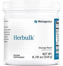 Metagenics Herbulk Dietary Supplement, Orange, 8.78 Ounce - $35.04