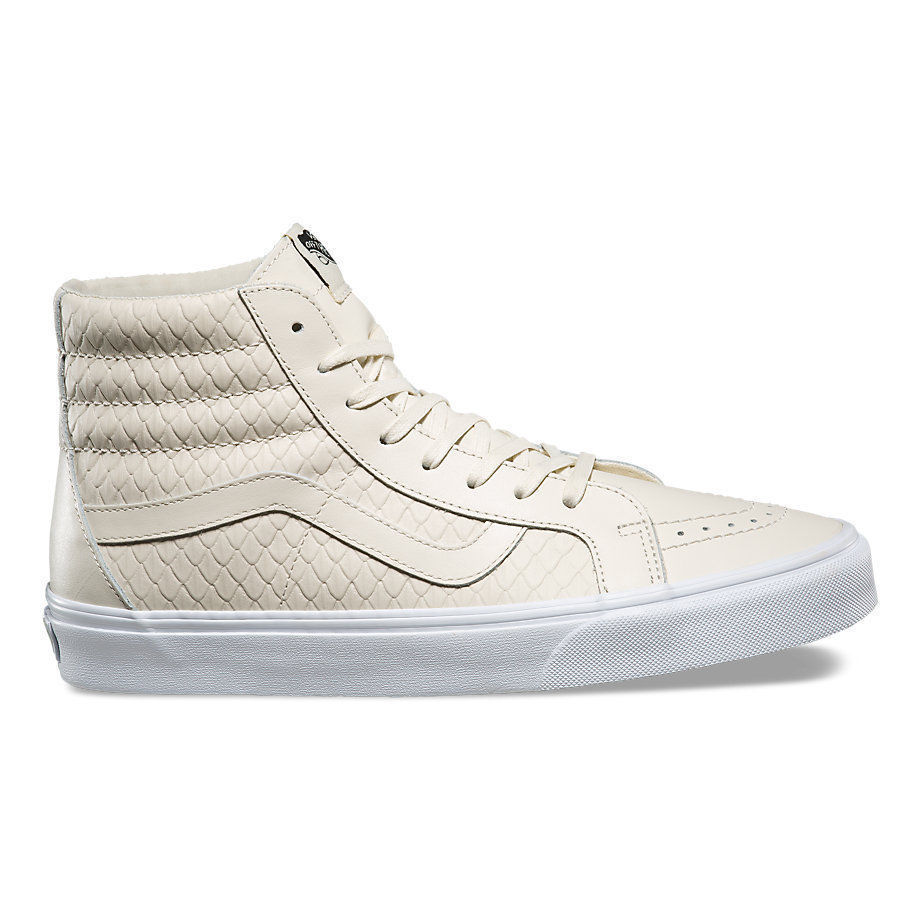 Primary image for VANS Sk8 Hi Reissue DX (Armor Leather) Turtledove UltraCush MEN'S Size 9