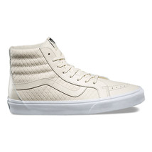 VANS Sk8 Hi Reissue DX (Armor Leather) Turtledove UltraCush MEN'S Size 9 - $64.95
