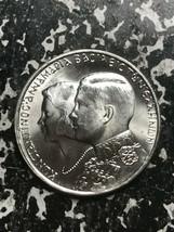 1964 Grecia 30 Drachmai Lote #L2340 de Plata ! Alta Calidad! Bonito! - $14.06