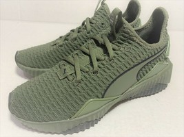 Puma Defy Running Women's Mesh Green Olive(19094906)Various Size - $54.00