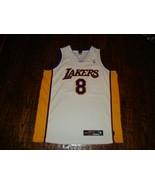 Vintage Nike NBA Los Angeles Lakers Kobe Bryant Basketball Authentic Jer... - $454.41