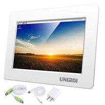 UNIROI 7 Inch HD LCD Screen for Raspberry Pi 1024 X 600 HDMI Monitor wit... - $51.16