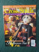 Cross Stitch and Country Crafts Magazine Sept/Oct 1994 21 Project Designs - $9.95