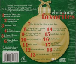 CHRISTMAS FAVORITES by Daughters of St. Paul image 2