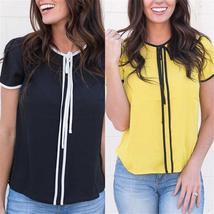 Women Clothing  Blouse Shirts LadiesTops Shirt Blouses slim fit Tops - $20.67+
