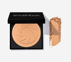 Smashbox Photo FILTER Powder FOUNDATION Compact 6 WARM BEIGE .34oz 9.8g NIB - $36.50